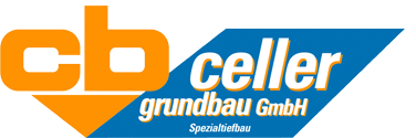Logo der celler grundbau GmbH